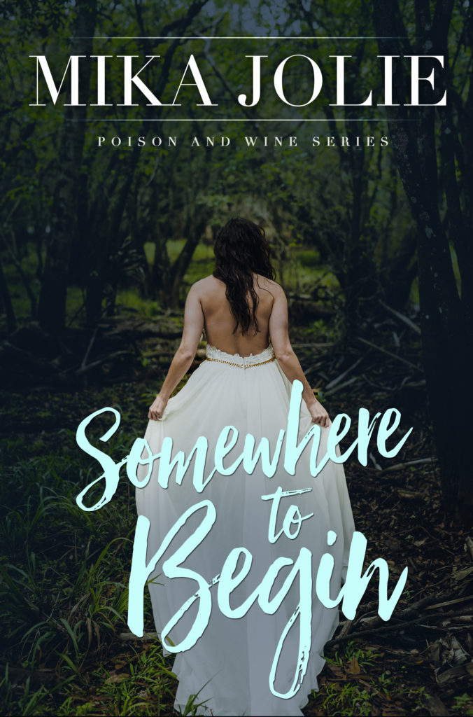 Somewhere to Begin-Front Cover