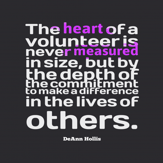 6 Inspirational Quotes About Volunteering