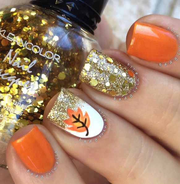 Hottest Colors for Fall Nails | Mika Jolie